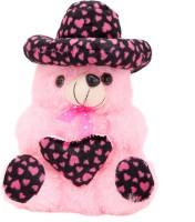 Arihant Online Black Lousy Teddy Bear  - 5 Inch (Black)