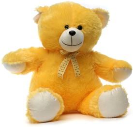 Acctu Toys Yellow Big Lazy Bear - 60 cm