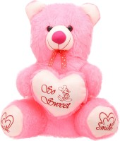 Arihant Online Pink Considerable Teddy Bear  - 27 Inch (Pink)