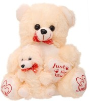 Ktkashish Toys Kashish Cute Cream Baby Teddy Bear 20 Inch  - 20 Inch (Beige)