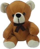 Play Toons Chubby Teddy  - 6 Inch (Brown)