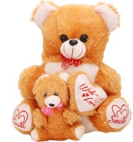 Arihant Online Brown Roly Poly Teddy Bear  - 9 Inch (Brown)