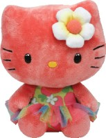 Jungly World HELLO KITTY - Rose  - 6 Inch (Multicolor)