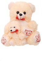 Ktkashish Toys Kashish Sweet Cream Teddy Bear 18 Inch  - 18 Inch (cream)
