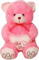 Oril Soft Teddy Bear  - 36 Inch (Pink)