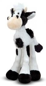 Melissa & Doug Soft Toys Melissa & Doug Princess Softlanky Legs Cow