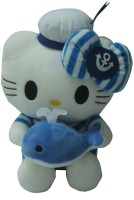 SILTASON SHAKTI HELLO KITTY  - 29 Cm (BLUE & WHITE)