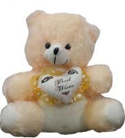 Ekku Teddy Bear  - 12 Inch (White)