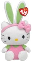 Hello Kitty Ty Pink Jumper Beanie Ba (White)