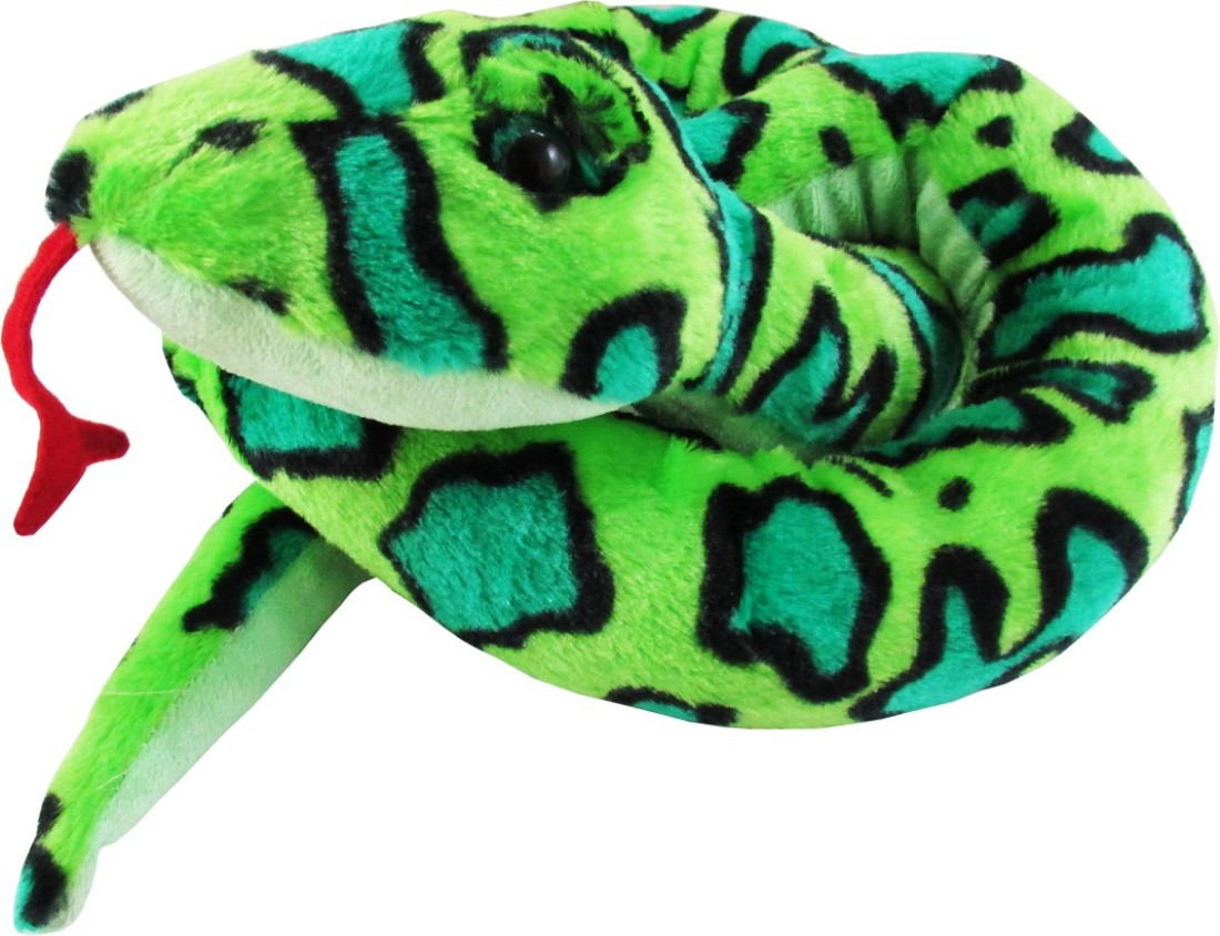 Big Pet Snakes Play n Pets Big Green Snake