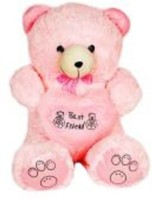 Atc Toys Pink Teddy Bear Soft Toy  - 60 Cm (Pink)