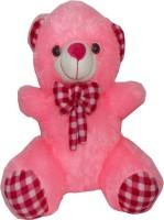 Jai Textiles U-Turn Teddy Bear 20 Inch  - 20 Inch (Pink)