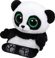 Jungly World POO - Panda  - 6 Inch (Multicolor)