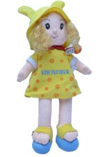 Joey Toys Soft Toys Joey Toys Floral Doll 29.5 inch