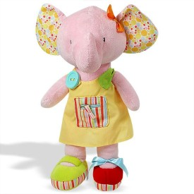 Archies Soft Toy Elephant Doll 13.7 inch  - 26 cm