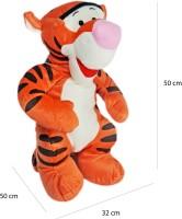 Disney Tigger- Winnie The Pooh Tiger - 40cm X31cm X 48cm Soft Toy  - 50 Cm (MULTICOLOR)