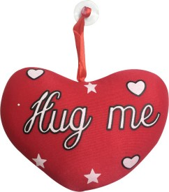 Priyankish Hug Me Heart Soft Toy Gift Set