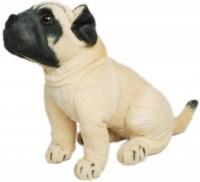 Felix Pug Dog XL  - 20 Inch (Beige)