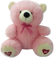 Play Toons Teddy Bear  - 40 Cm (Pink)