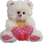 Funzoo Soft Toys Funzoo Iggy Bear White 11.811 inch
