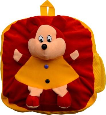 Funtastic School Bags Red Teddy