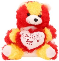 Arihant Online Yellow Builging Teddy Bear  - 10 Inch (Yellow)