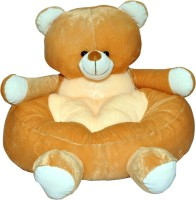 Joey Toys Baby Soft Seat Teddy  - 14 Inch (Brown)