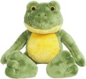 Hamleys Quirky Frog Soft Toy - 11.4 inch: Stuffed Toy