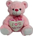 Dimpy Mother's Day Bear - 16.53 inch: Stuffed Toy