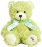 Hamleys Soft Toys Hamleys Lime Bear Soft Toy 9.8 inch