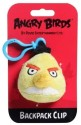 Angry Birds Back Pack Clip  - 3 Inch - Yellow