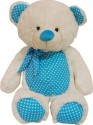 Surbhi Teddy Bear  - 16.9 Inch - Blue