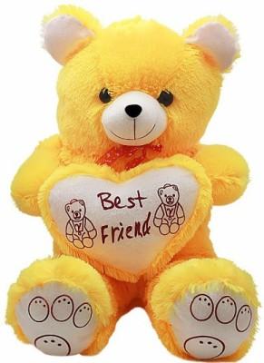 Ktkashish Toys Kashish Sweet Yellow Teddy Bear 24 Inch  - 24 Inch (Yellow)