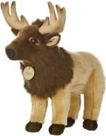 "Aurora World Soft Toys Aurora World Miyoni Elk 135"" Plush"