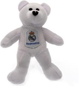 Real Madrid F C Mini Beanie Bear SB - 21 cm