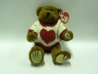 Attic Treasures Collection 1 X Ty Attic Treasure Casanova The Bear (Brown)