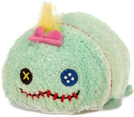 Disney 'Tsum Tsum'' Plushscrump Of Lilo & Stitch (S) (Japan Import)