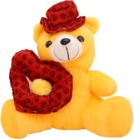 Arihant Online Yellow Ponderous Teddy Bear  - 11 Inch (Yellow)