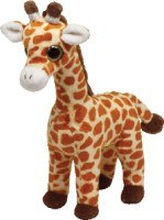 Jungly World TOPPER - Giraffe  - 6 Inch (Multicolor)