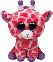 Jungly World TWIGS - Pink Giraffe Reg  - 6 Inch (Multicolor)