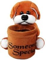 Bright Deals Bright Deals- Dog  - 6 Inch (brown)