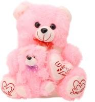 Arihant Online Pink Darling Teddy Bear  - 16 Inch (Pink)