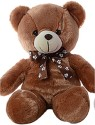 Dimpy Stuff Teddy Bear  - 14 Inch - Brown