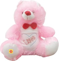 VTC Pt Learge Teddy Bear  - 16 Inch (Pink)