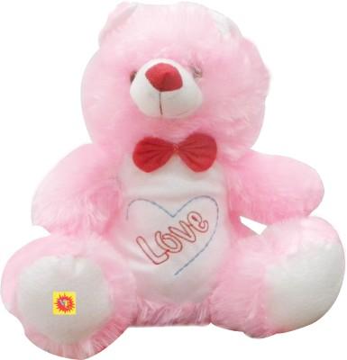 Vtc Pt Big Teddy Bear  - 12 Inch (Pink)