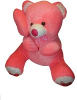 Shree Krishna Teddy Bear  - 16 Inch (Pink, White)