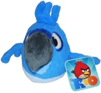 Angry Birds Rio 5Inch Blue Bird With Sound (Blue)