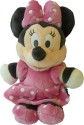 Disney Plush - Minnie Flopsie New 10- Soft Toy  - 10 Inch - Multicolor