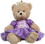 Hamleys Soft Toys Hamleys Princess Bear Sof Toy 10.6 inch