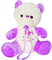 Tiny Tickle Cute & Sweet Teddy Bear Soft Toy For Kids  - 30 (Multicolor)